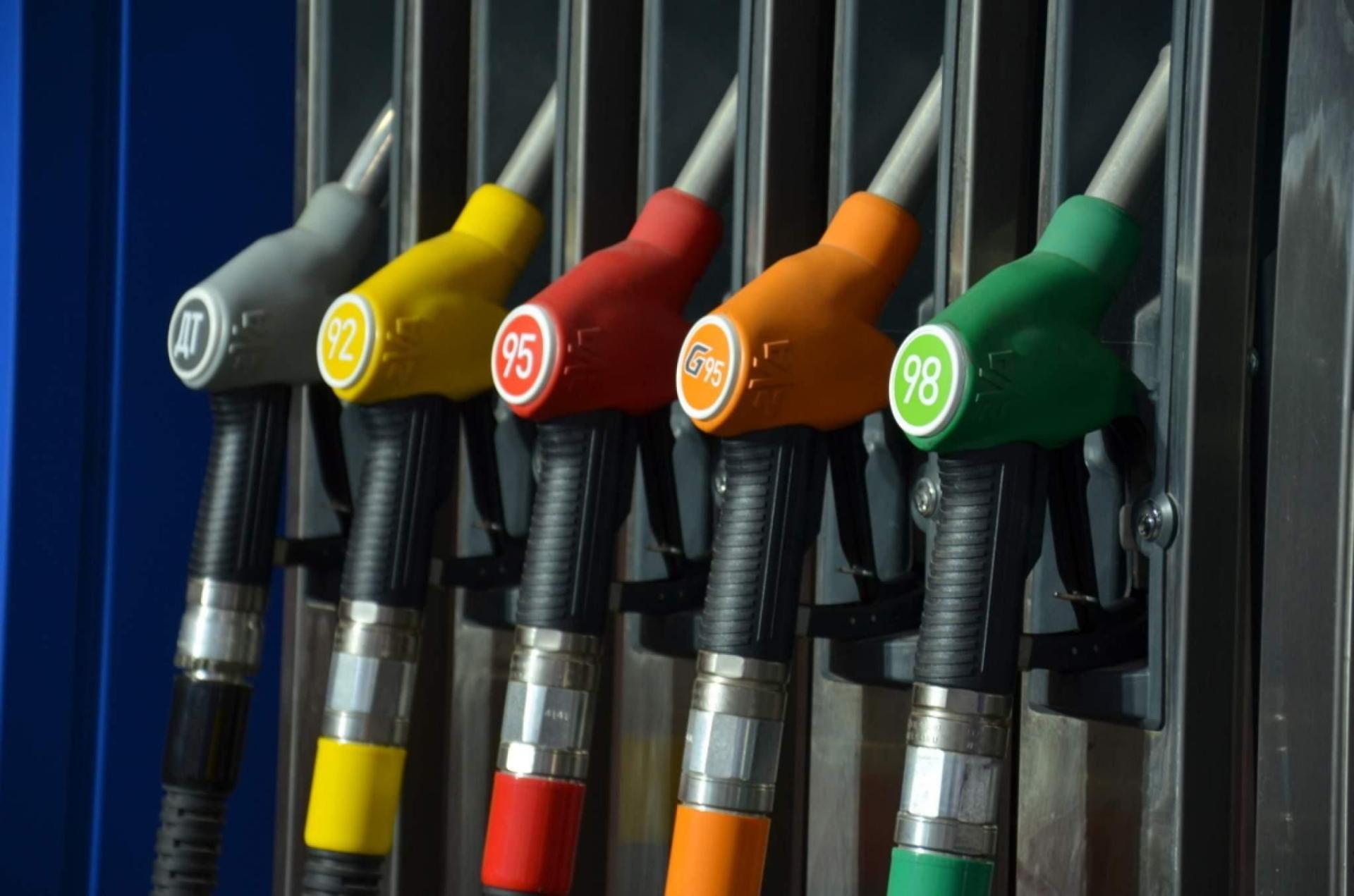В Курской области снизились цены на бензин