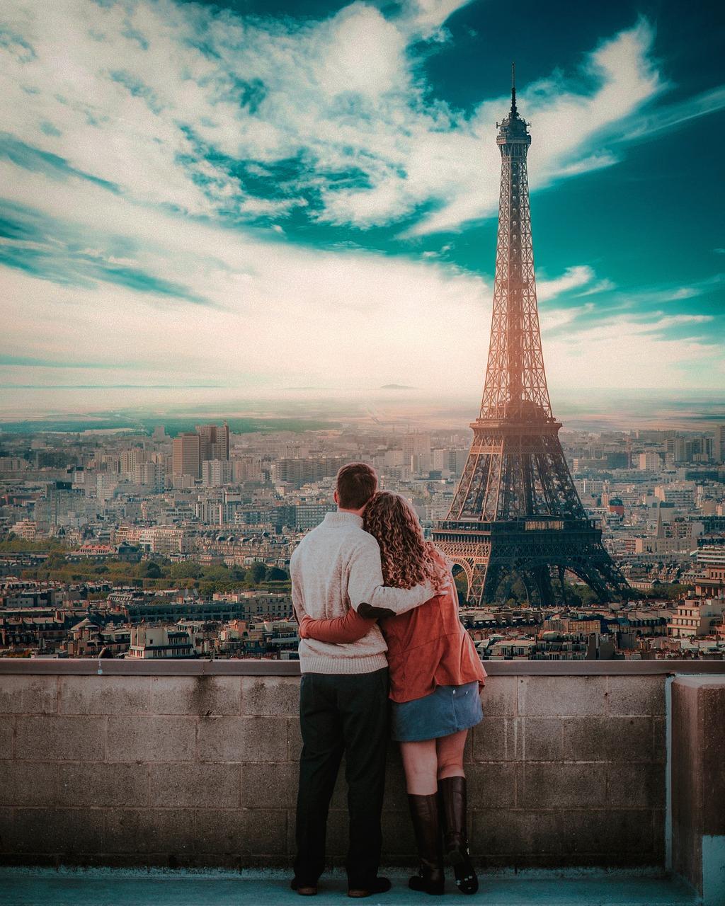 Картинки о любви франция